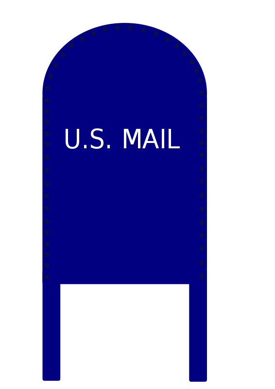 png freeuse Public free on dumielauxepices. Mailbox clipart postal service.
