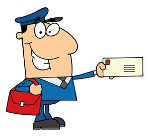 transparent Mailman clipart. Free cliparts download clip