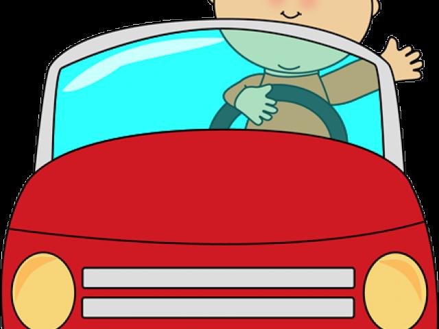 clipart stock Mailman clipart car. Driving community helper free.