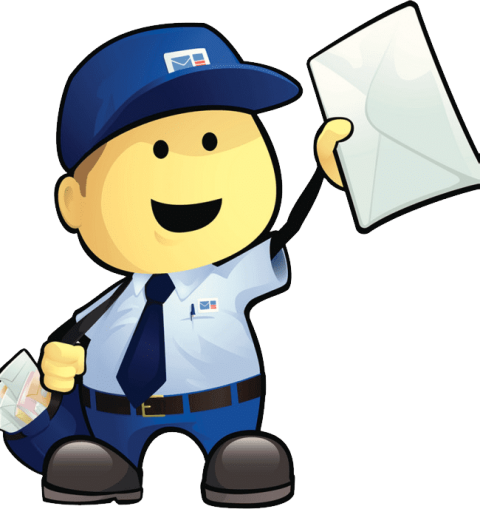 banner free download Mailman clipart mailwoman. Postman png free images.