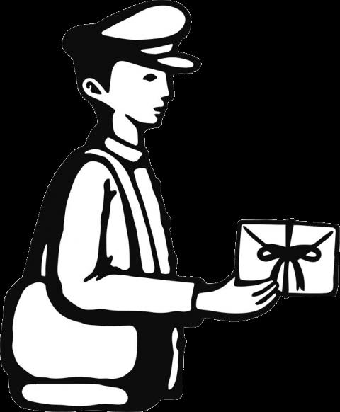 clip art royalty free postman png