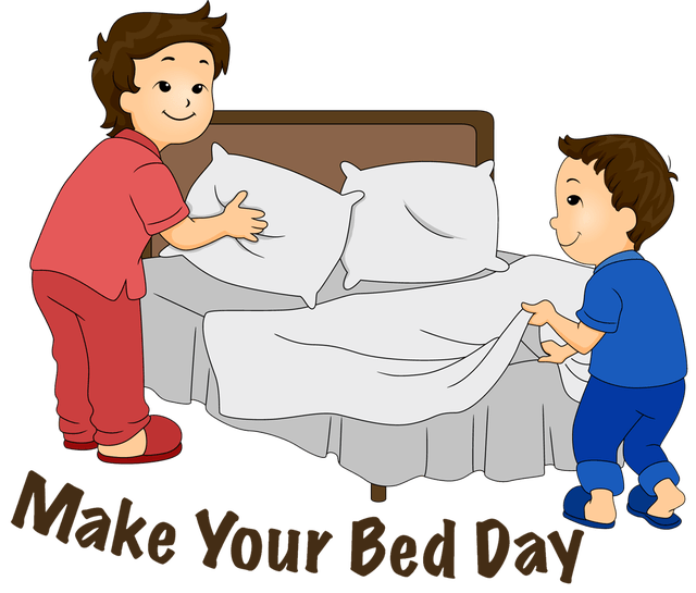 picture transparent download Make clipart. Bed making backgrounds clip.
