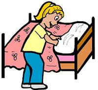 banner transparent download Girl making google search. Make clipart bed clipart.