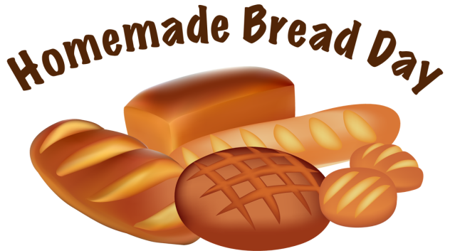 picture library download Homemade Bread Clipart