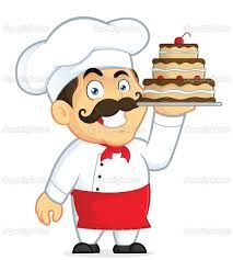 jpg black and white library  made cocina chocolate. Make clipart cake.