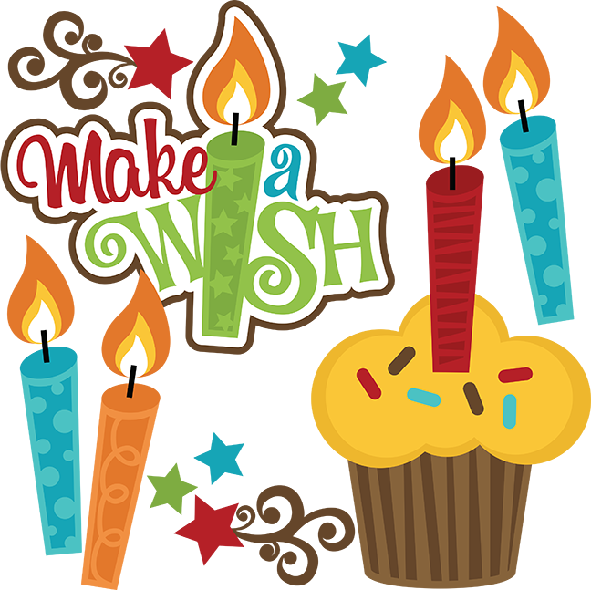png royalty free stock A wish boy cuttable. Make clipart cake.