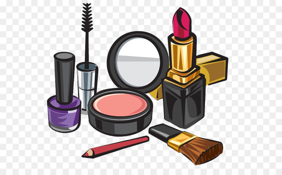 clip art transparent library Makeup clipart. Cosmetics clip art