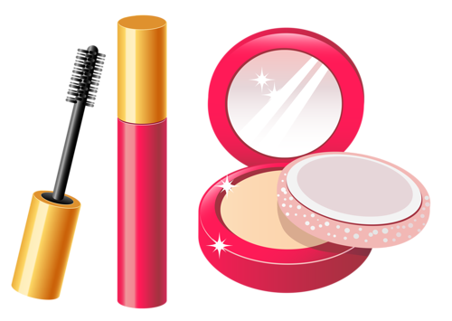 clip free Makeup clipart. Pin by weronika on.