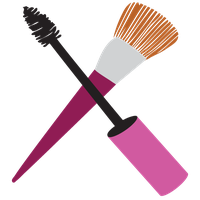 graphic library Download free png photo. Makeup clipart.