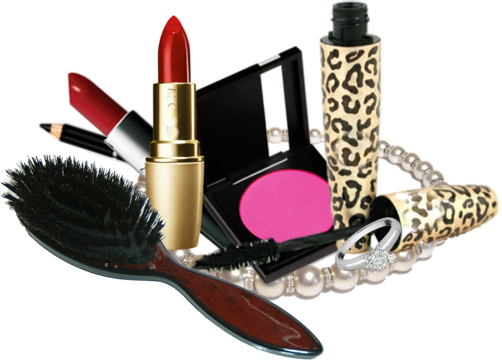 clip art royalty free stock Makeup clipart fashion makeup. Png free download mart.