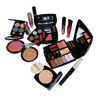 clip freeuse stock Makeup clipart makeup box. Download kit products free.