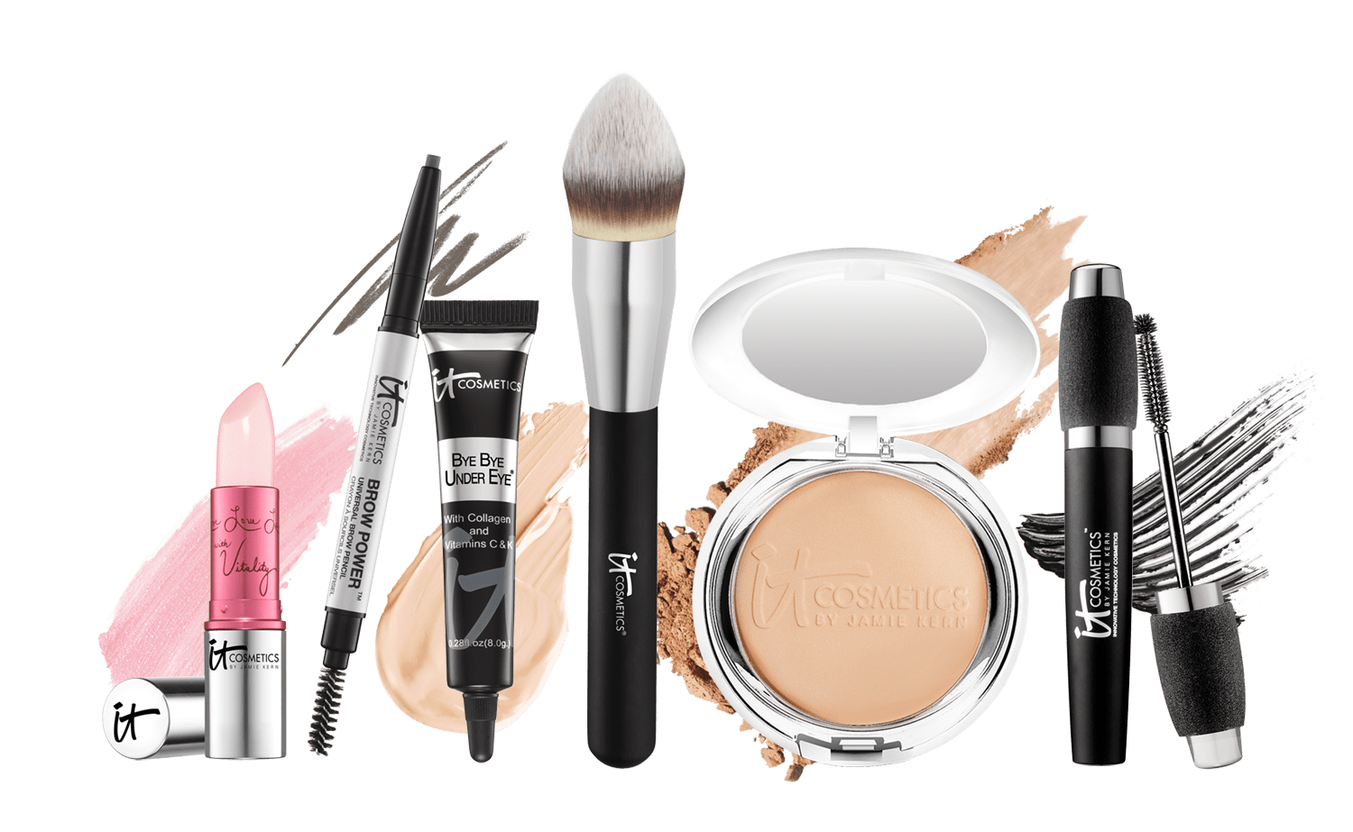 vector free stock Makeup clipart personal care product. Kit transparent png stickpng.