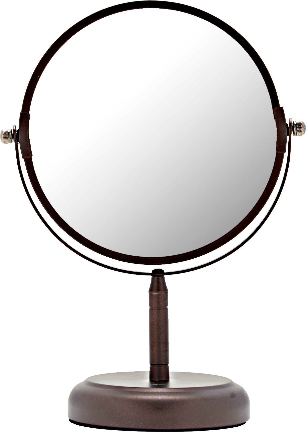 royalty free stock Makeup clipart vanity mirror. Awesome high reflective silver.