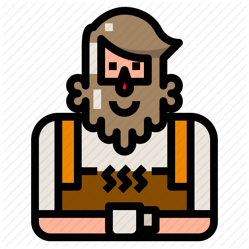 jpg library stock Male clipart barista. Coffee shop by chaowalit.