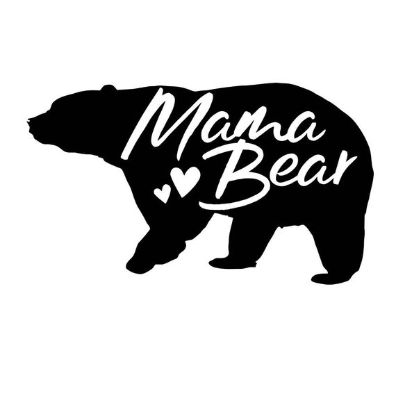 banner royalty free download Mama bear clipart. Png clip art library