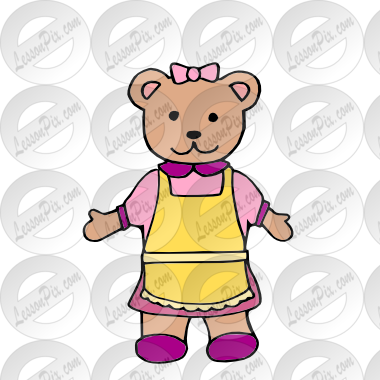 picture freeuse download Picture for classroom therapy. Mama bear clipart