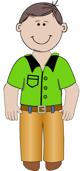 image Man clipart. Cartoon jpg png
