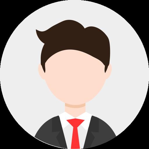 svg freeuse download Backpack management bag icon. Vector avatar simple