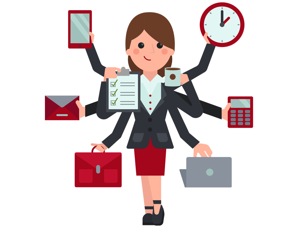 jpg transparent stock manager clipart busy #86124445