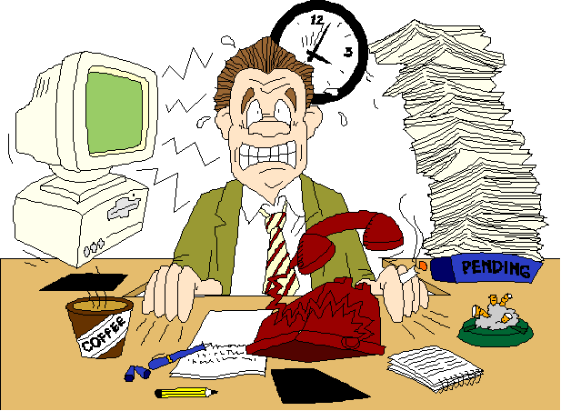 clip art freeuse library The Accidental Project Manager