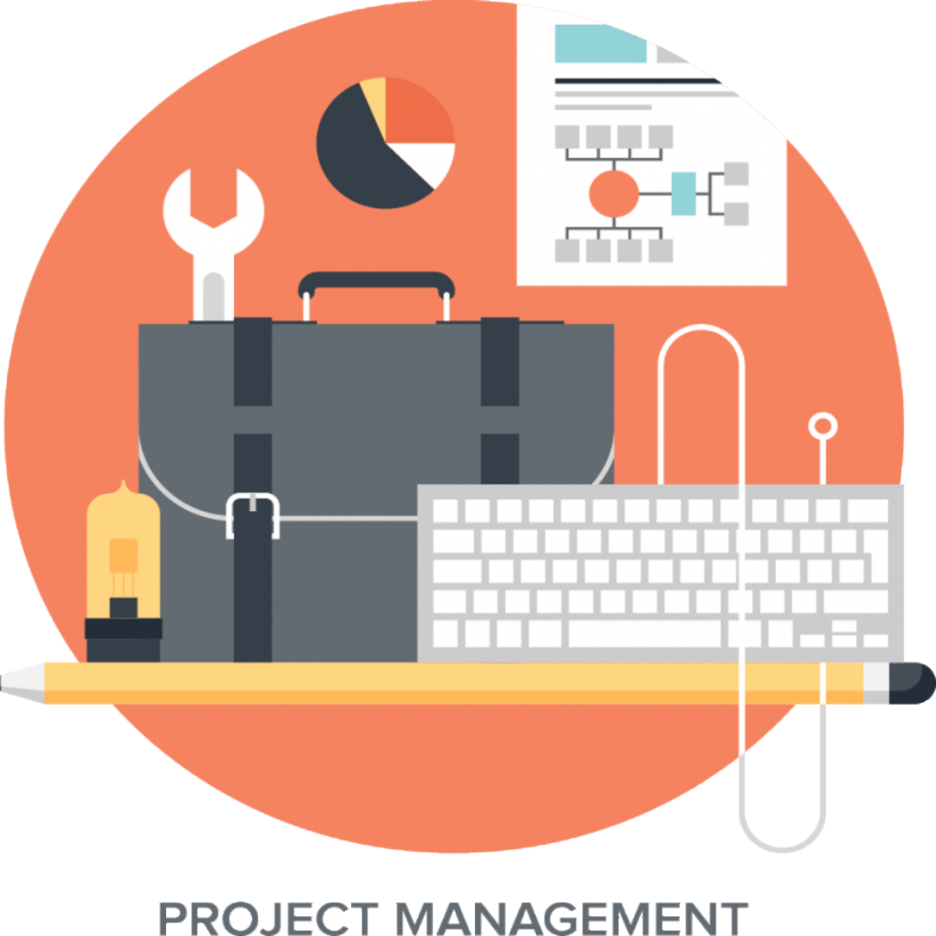 clip transparent stock manager clipart project delivery #86079092