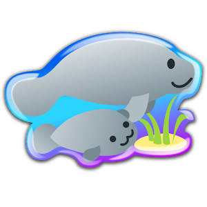 png royalty free stock Free Clipart Of Manatees