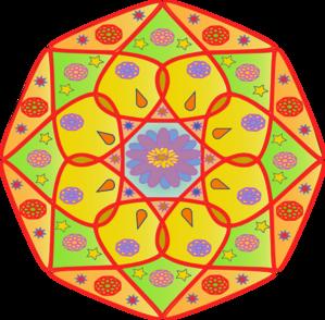 image freeuse stock Mandala clipart. Clip art at clker.