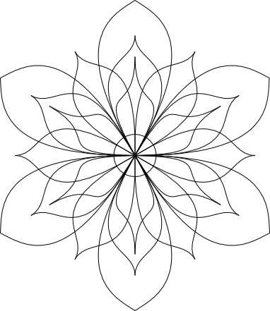 clip art transparent download Image result for simple mandala