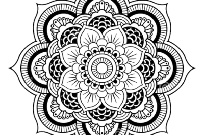 graphic free download Download tattoos free png. Mandala transparent.