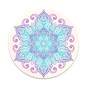 clipart transparent stock Flower Mandala PopSockets Grip