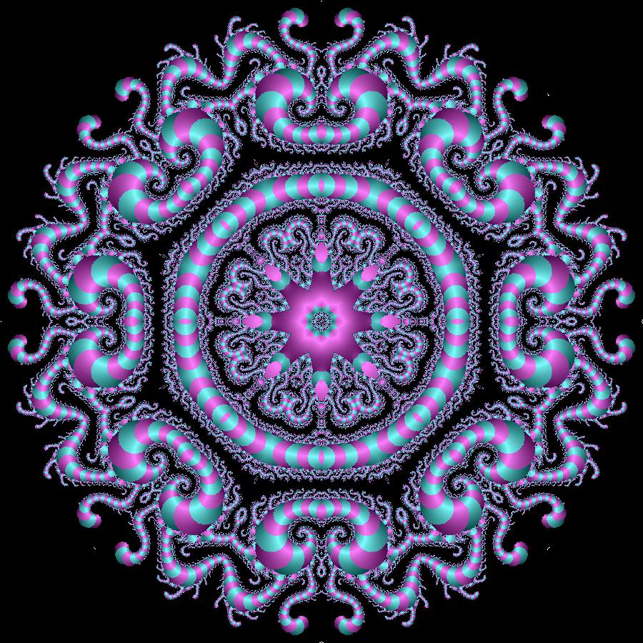 clipart library stock Kaleidoscope kreations by charmainezoe. Mandala transparent translucent