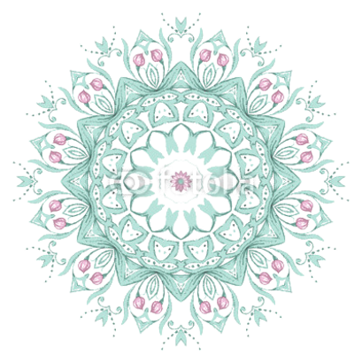 png freeuse download mandala transparent watercolor #114372986