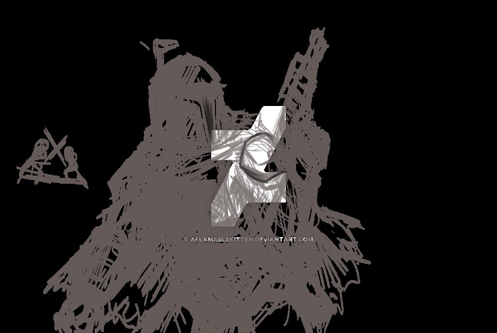 banner library library Mandalorian Sketch by aflamablekitten on DeviantArt