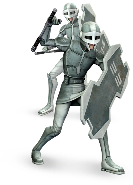 graphic freeuse download Mandalorian Guard