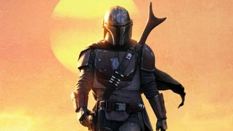 image freeuse stock Small details you missed in the Mandalorian trailer