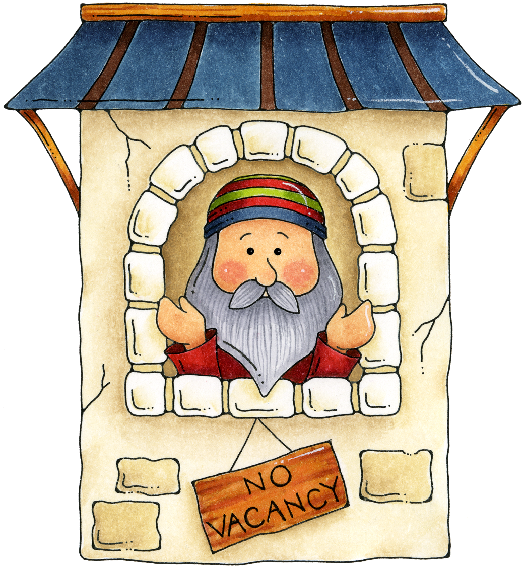 image library library Album archive christmas outdoor. Manger clipart bible.