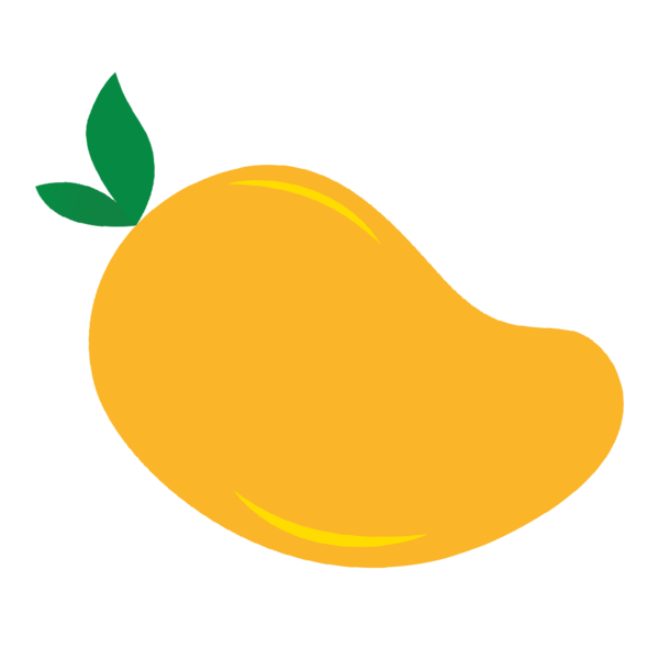 clip free  collection of transparent. Mango clipart