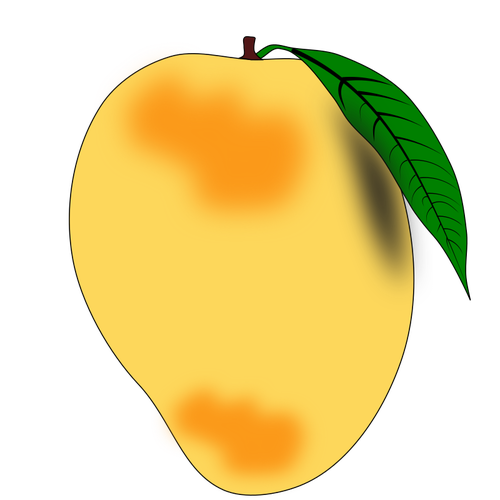 graphic download Transparent background free on. Mango clipart