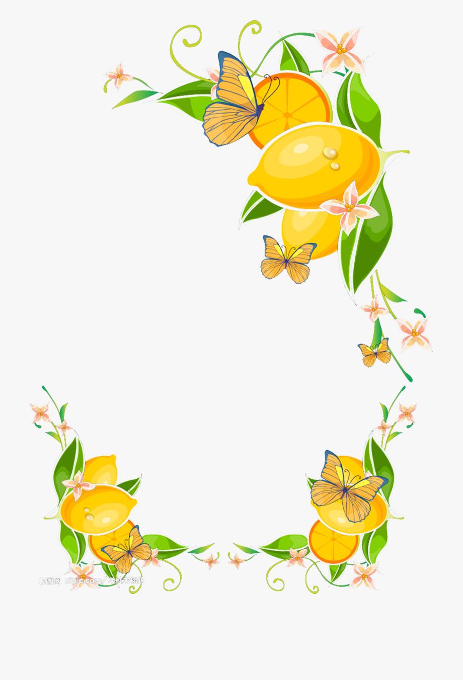 image Mango clipart border. Juice lemon clip art.