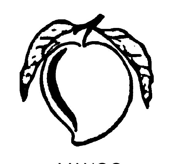 vector royalty free download Mango Drawing at GetDrawings