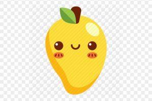 clipart library Portal . Mango clipart cute.
