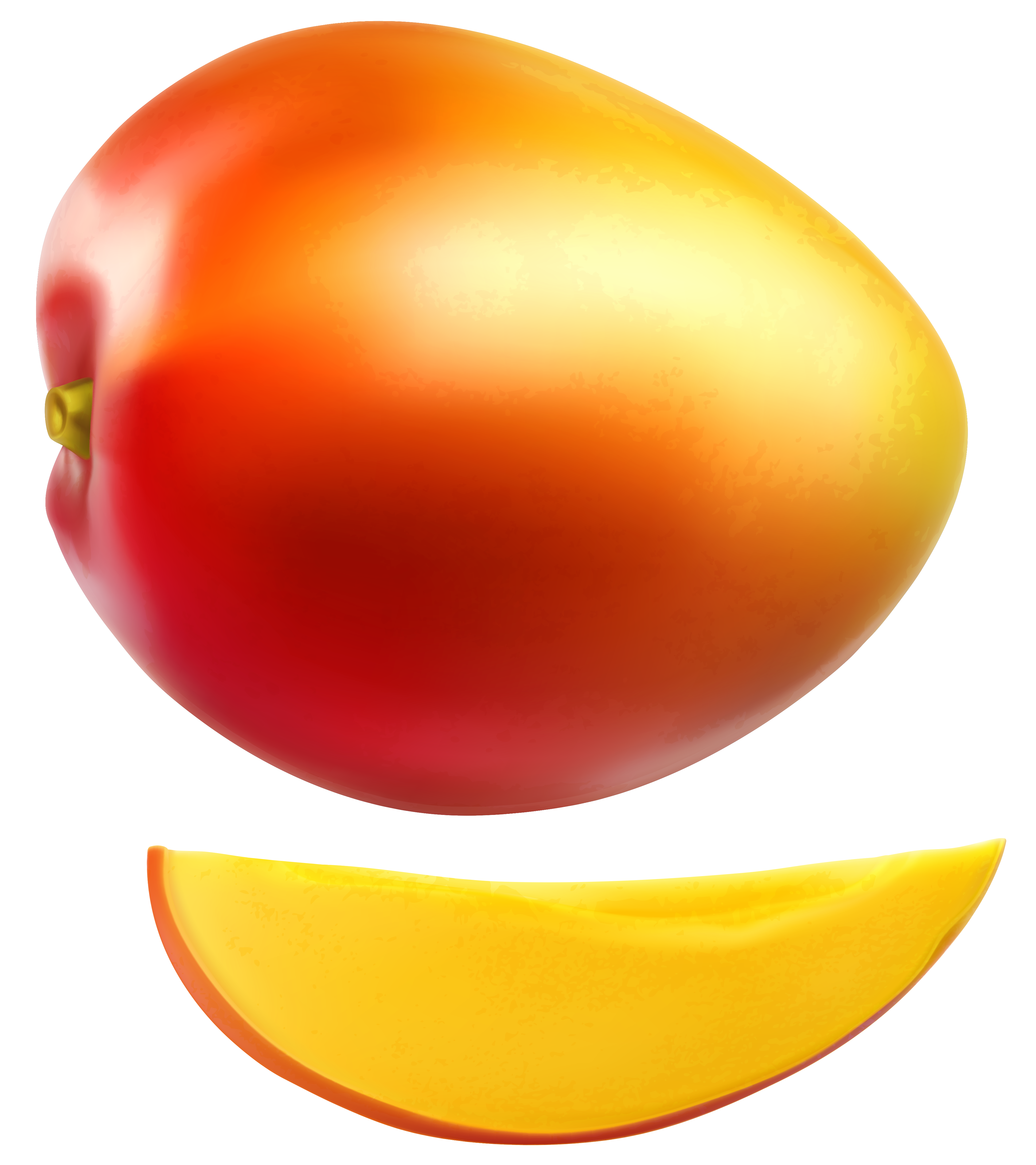 image royalty free Mango PNG Vector Clipart Image