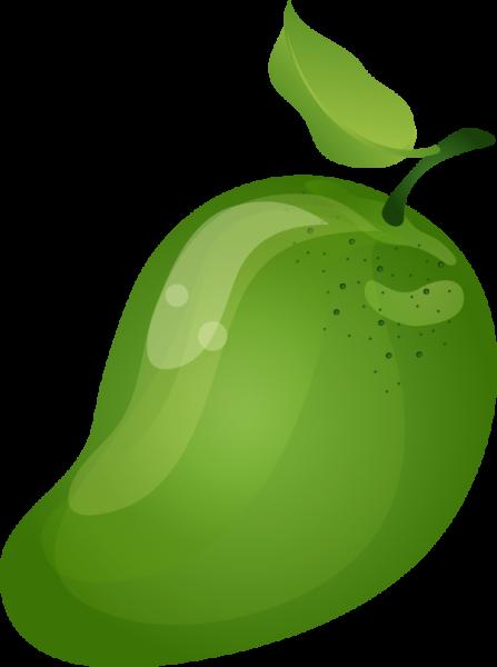 banner transparent download Mango clipart