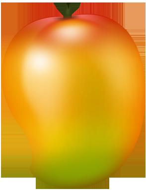 clipart free Single free on dumielauxepices. Mango clipart mango juice.