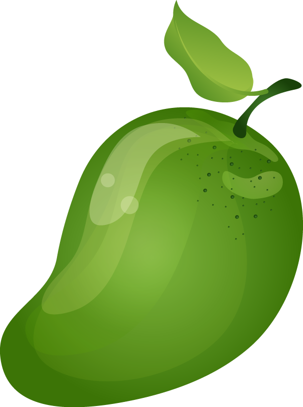 png free library Mango Clipart