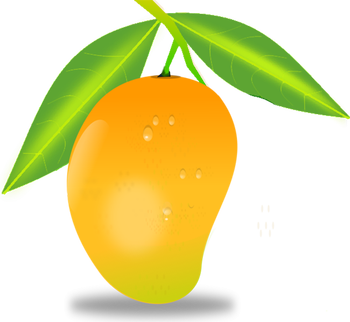 clipart royalty free library Png images free download. Mango clipart original.