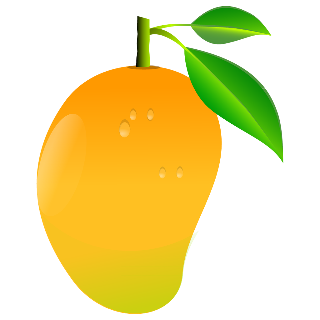 clipart royalty free library Mango clipart original. Png images free download.