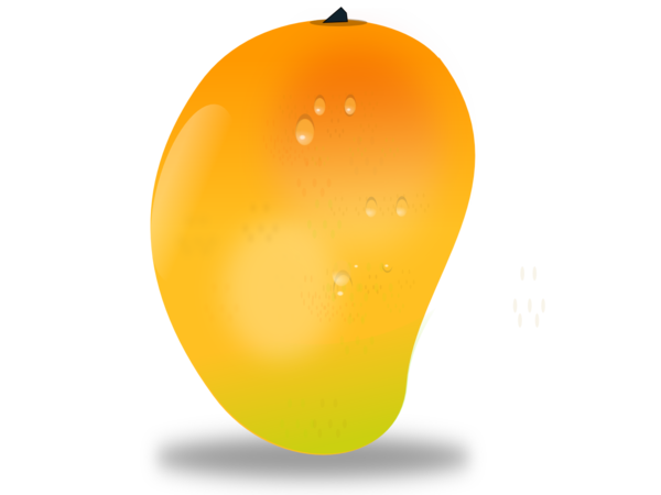 png royalty free download mango clipart small #80769363