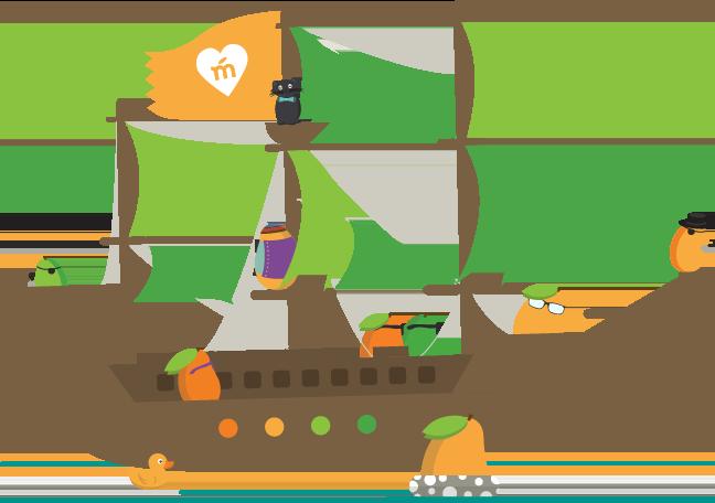 vector transparent download Mango clipart smile. About languages manguito pirates