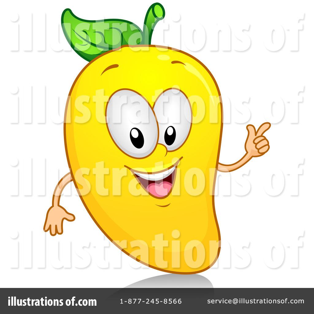 image royalty free Mango clipart smile. Illustration by bnp design